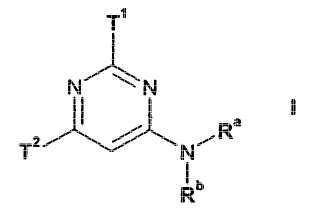 Derivados de Pirimidina como inhibidores de ALK-5.