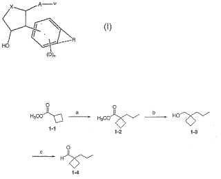 Análogos 12-ARIL de prostaglandinas.