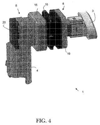 Conmutador eléctrico y procedimiento de fabricación de dicho conmutador para portezuela o portón trasero de vehículo automóvil.