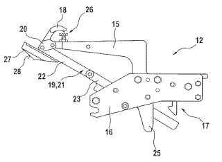 Dispositivo de sujeción para la sujeción de cuerpos de ave destripados o parte de los mismos.
