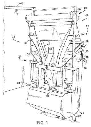 Máquina compacta de conversión de relleno.