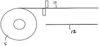 Núcleos metálicos amorfos de tres columnas para transformadores trifásicos.