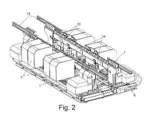 Instalación de ensayos dinámicos para testear cojinetes de bogies de vehículos ferroviarios.