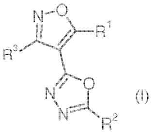 Derivados de aril-isoxazol-4-il-oxadiazol.