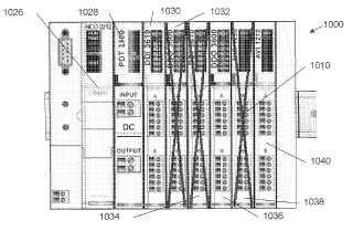 Configuración a distancia de mantenedor de lugar virtual para módulos de entrada / salida distribuidos.