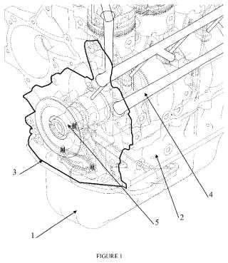 Circuito de lubricación y bomba asociada.
