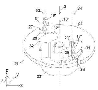 Métodos y aparatos que permiten la terminación de los conductores de bobinas de hilo devanados en núcleos magnéticos de componentes de máquina dinamo-eléctrica.