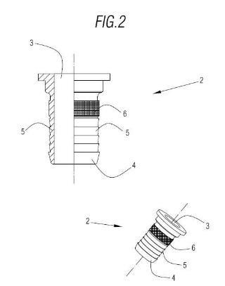 Conjunto conector para conducciones de medios líquidos.