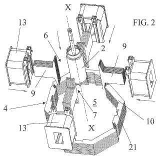 Motor eléctrico sincrónico bifásico.