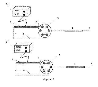 Dispositivo y método de microextracción en fase sólida en tubo magnética.