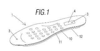 Plantilla para la formación de un calzado y calzado provisto de dicha plantilla.