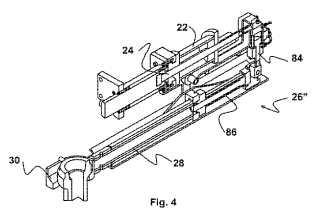 Cubierta de fundición, dispositivo de manipulación para esta cubierta y dispositivo para accionar una válvula.