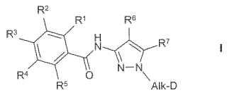 Derivados de N-(pirazol-3-il)-benzamida como activadores de la glucoquinasa.
