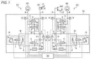 Aparato de control de presión hidráulica de freno para vehículo de manillar.