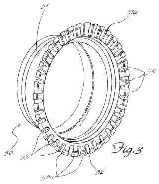 Junta metálica para válvulas de bola y válvula de bola que comprende dicha junta.