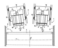 Dispositivo de fibrado de lana mineral por centrifugación libre.