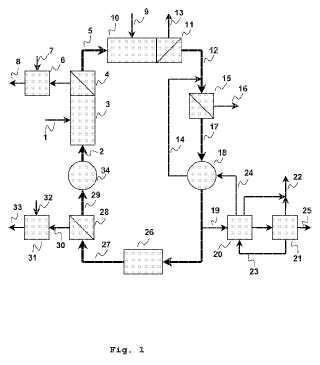 Procedimiento de extracción de zinc por tratamiento alcalino electro-hidro metalúrgico de polvo proveniente de horno eléctrico por arco.