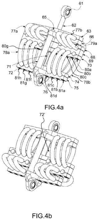 Dispositivo para aislar un objeto de movimientos externos.
