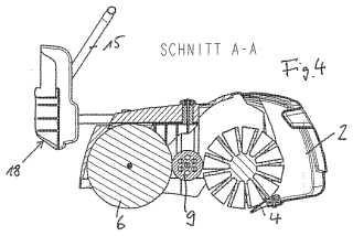 Vehículo infantil, en particular vehículo a pedales.