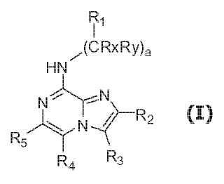 Compuestos de imidazo[1,2-a]pirazina para el tratamiento de infecciones virales tales como la hepatitis.