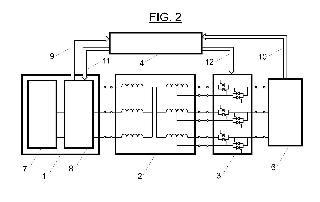 Sistema y procedimiento para incrementar la corriente inyectada en la red eléctrica por generadores eléctricos durante huecos de tensión producidos en la red.