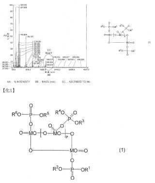 Compuesto de fósforo y molibdeno y método para producir el mismo.