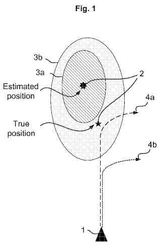 Un sistema de seguimiento de objetivos y un procedimiento para el seguimiento de un objetivo.