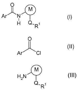 Procedimiento para la producción de arilcarboxamidas.