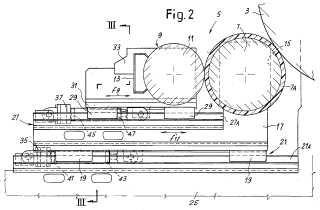 Máquina de impresión y procedimiento para su calibración.