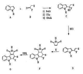Novedosos compuestos multicíclicos y el uso de los mismos.