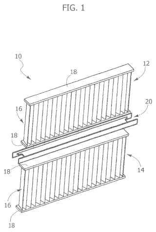 Un método para montar un conjunto de filtro de aire dentro de un conjunto de intercambio de calor de un vehículo.