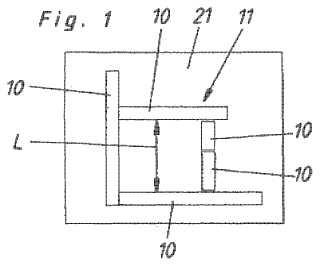 Procedimiento para la selección de perfiles de encofrado para la fabricación de un encofrado para un componente prefabricado de hormigón y encofrado correspondiente.