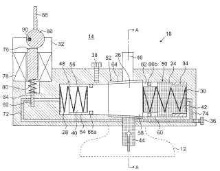 Válvula de autorregulación para controlar el flujo de gas en sistemas de alta presión.