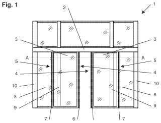 Instalaci n de puerta autom tica for Puerta corredera automatica vidrio