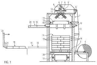 Dispositivo y procedimiento para fabricar una unidad de embalaje.