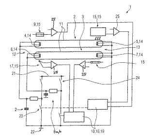 Dispositivo y procedimiento para la monitorización de al menos una lámpara fluorescente.