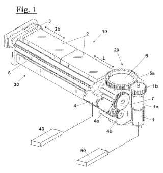 Aparato triturador - dispensador para material congelado.