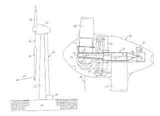 Procedimiento para el montaje/desmontaje de componentes de un aerogenerador.