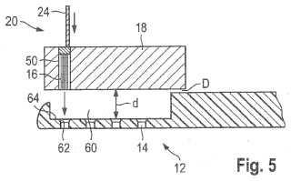 Procedimiento y dispositivo para la fabricación de cepillos.