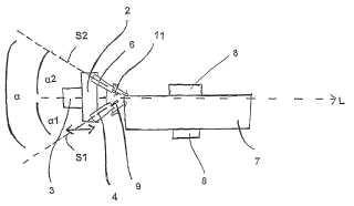 Medición de perfil de extremos de tubos.