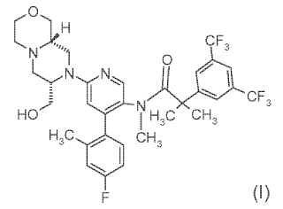 Formas anhidrato de un derivado de piridina.