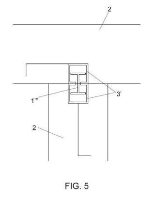 Estructura Metálica De Guiado Y Colocación De Muros