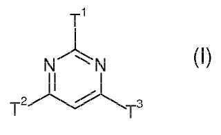 Pirimidinas como inhibidores de cinasas.