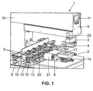 Máquina de impresión por tampografía y procedimiento para la impresión al menos en dos etapas de un objeto.