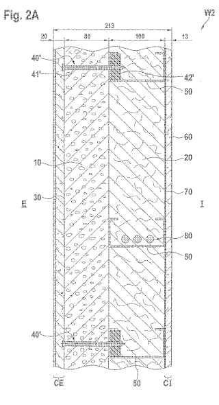 Compuestos de material aislante y de hormig n de piedra - Material aislante para paredes ...