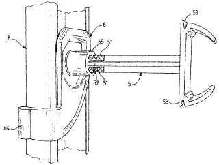 Procedimiento de revestimiento de pared, revestimiento de pared obtenido por este procedimiento y kit de fijación asociado.