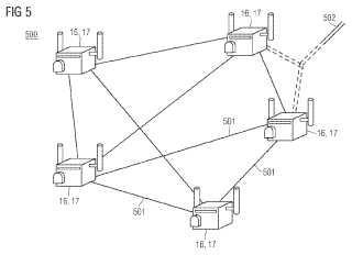 Método y sistema para controlar una red de puntos de carga para coches eléctricos.