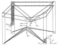 Sistema y metodo para movimiento tridimensional de un objeto sujeto a una fuerza direccional.