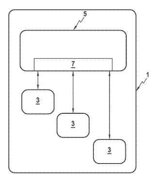 Procedimiento y sistema de gestión de las aplicaciones de un terminal móvil.
