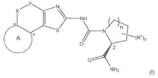 2-carboxamida cicloamino ureas útiles como inhibidores de PI3K.